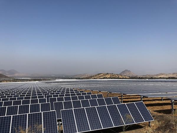 Inspección de Plantas Fotovoltaicas con Drones
