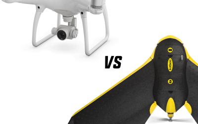 ¿Multi-rotor o Ala fija? ¡Aprende a elegir!