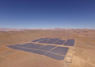 Planta Fotovoltaica Los Loros – Engie