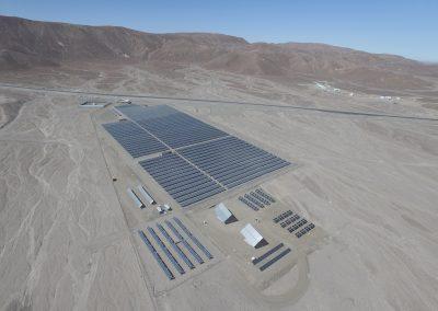 Planta Fotovoltaica El Águila – Engie