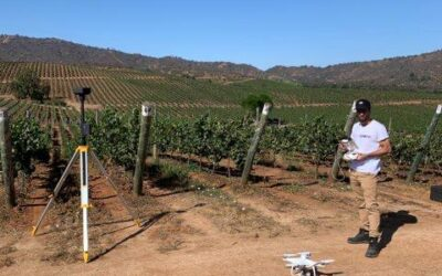Rentadrone entra en el mundo de la Agricultura de Precisión